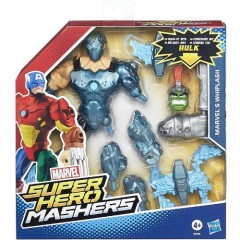 HASBRO SUPER HERO MASHERS WHIPLASH B0696